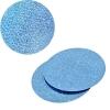 Sequins Hologram 80mm No Hole Round Blue